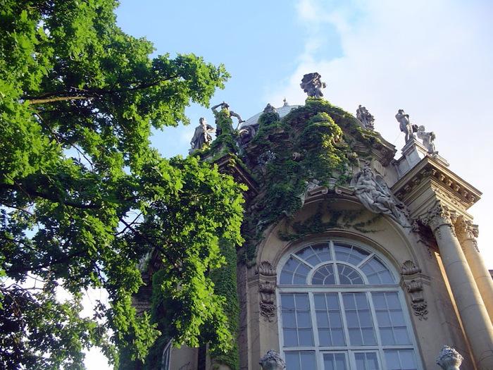 Жемчужинa Дуная - Замок Вайдахуняд - часть 7 17892