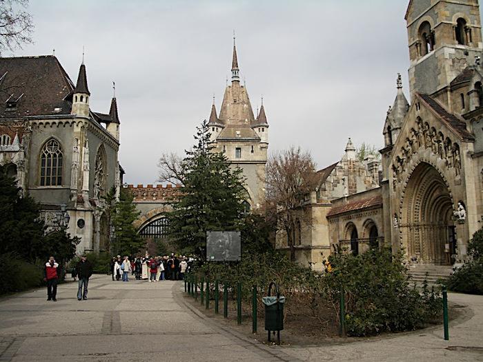 Жемчужинa Дуная - Замок Вайдахуняд - часть 7 91869