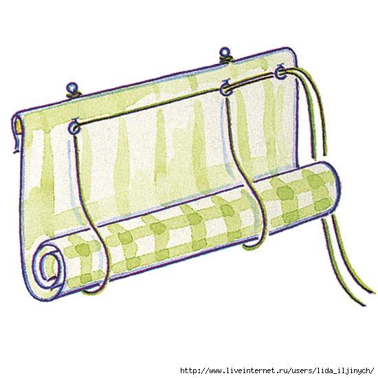 Как сделать шторы своими руками фото