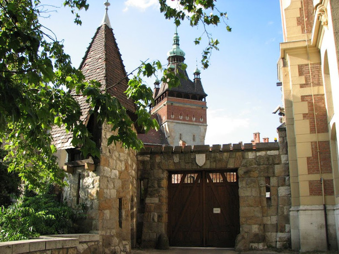 Жемчужинa Дуная - Замок Вайдахуняд - часть 7 85572