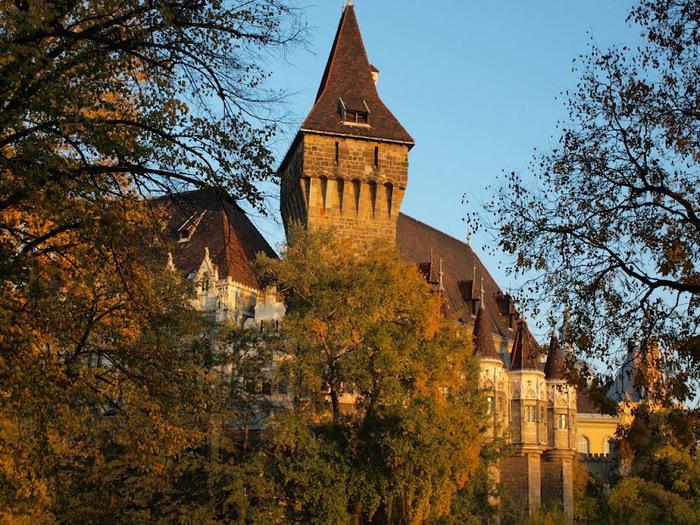 Жемчужинa Дуная - Замок Вайдахуняд - часть 7 50691