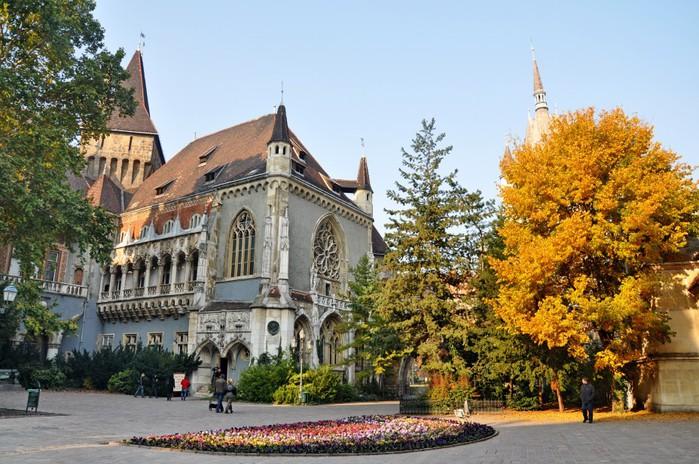 Жемчужинa Дуная - Замок Вайдахуняд - часть 7 94167
