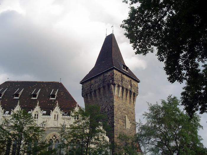 Жемчужинa Дуная - Замок Вайдахуняд - часть 7 52632