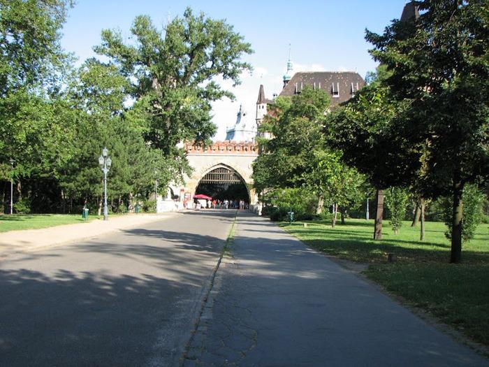 Жемчужинa Дуная - Замок Вайдахуняд - часть 7 14069