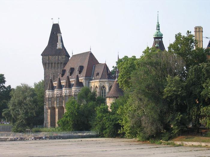 Жемчужинa Дуная - Замок Вайдахуняд - часть 7 62711