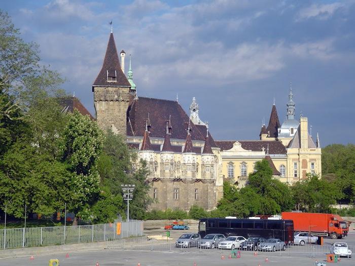 Жемчужинa Дуная - Замок Вайдахуняд - часть 7 57846