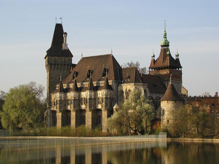 Жемчужинa Дуная - Замок Вайдахуняд - часть 7 15718