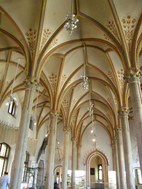 Жемчужинa Дуная - Замок Вайдахуняд - часть 7 13063