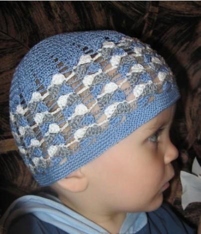Летняя ажурная шапочка крючком для мальчика/4683827_20120330_104020 (403x469, 54Kb)