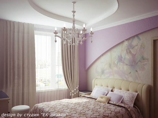 Арки над кроватью фото