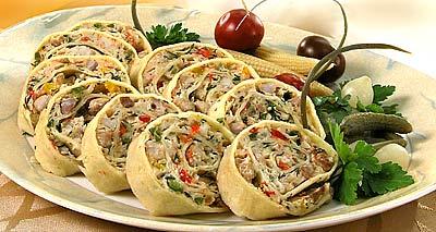 рецепты закусок к празднику: рецепт запекания рыбы в духовке.