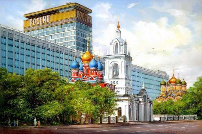 Храм г мытищи московская область