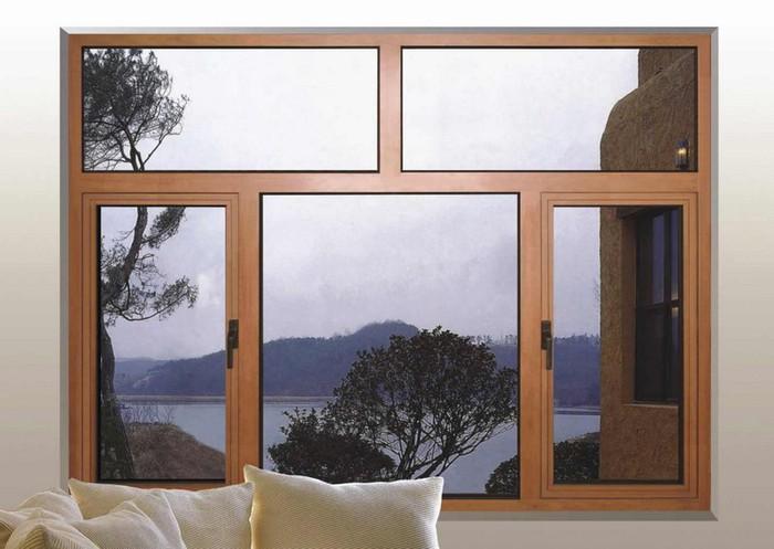 Современные дерево алюминиевые окна 7 (700x497, 73Kb)