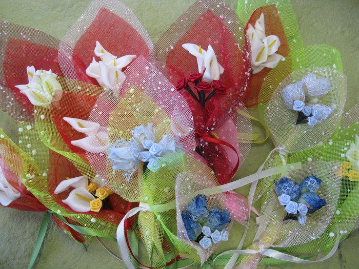 Из сетки для цветов своими руками