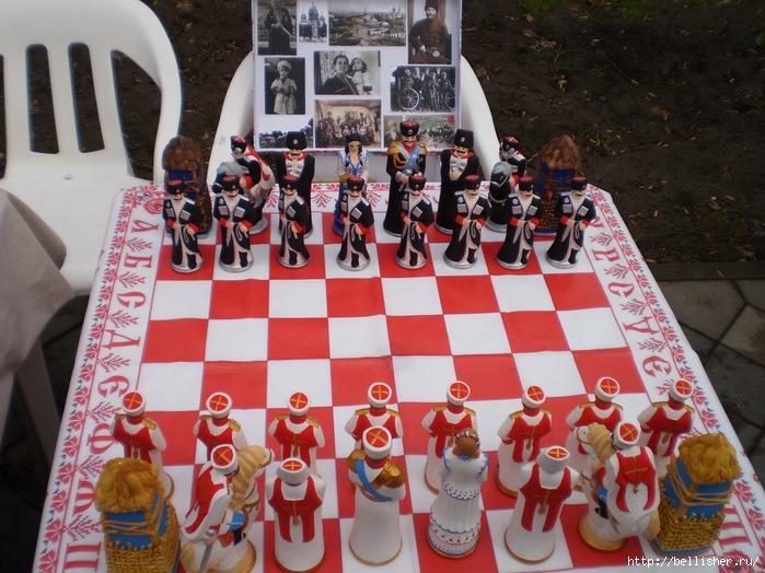 Казачьи шахматы (700x524, 290Kb)