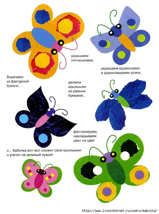 Развивающие товары для детей = моделирование и конструирование = Аппликации.