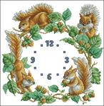 Превью Часы (682x700, 434Kb)