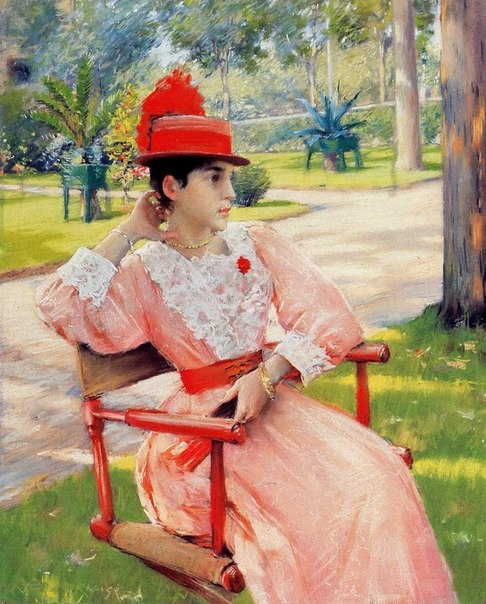 William Merritt Chase хужник3 (486x604, 94Kb)