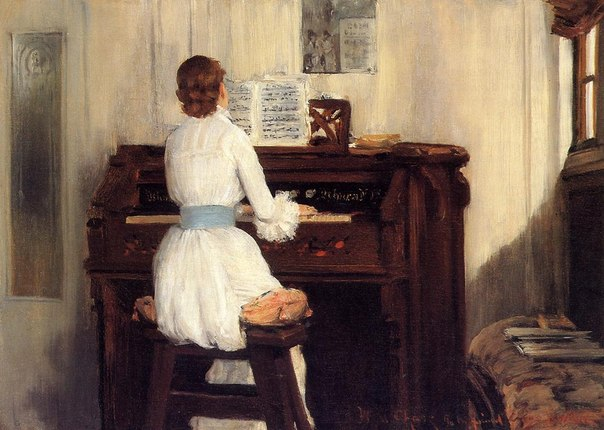 William Merritt Chase хужник8 (604x430, 65Kb)