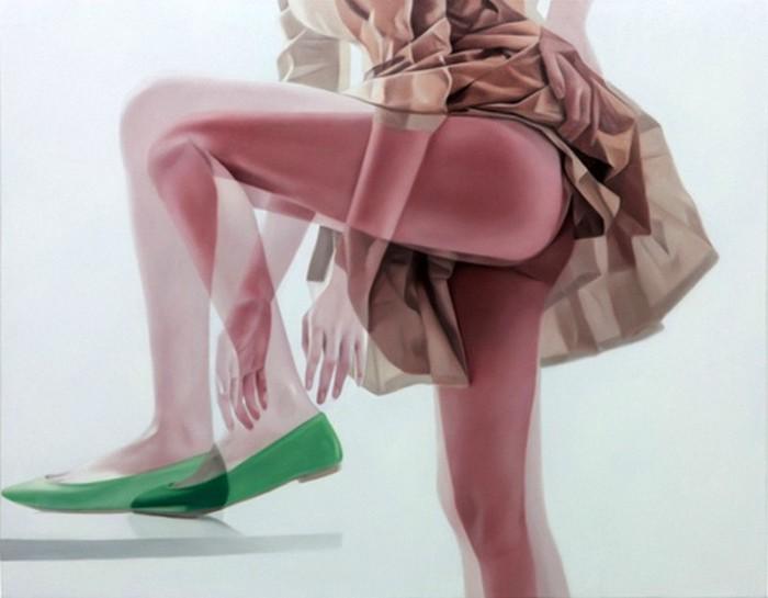 Необычные живые картины Ho-Ryon Lee 14 (700x545, 54Kb)