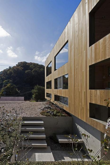 Самые необычные дома - японский дом Nest (Гнездо) 7 (466x700, 340Kb)