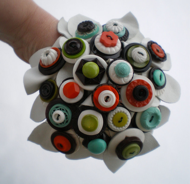 vintage button bouquet (640x621, 94Kb)