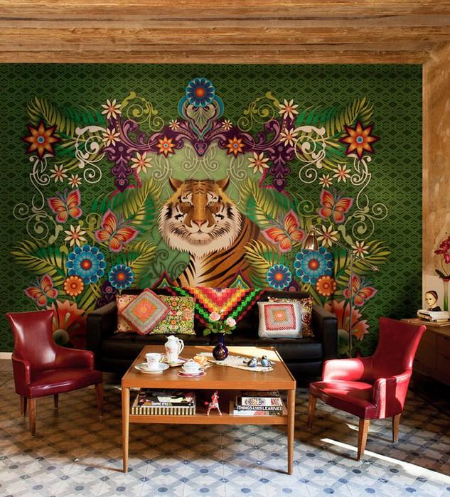 Стильные обои колумбийского дизайнера Каталины Эстрады 14 (633x700, 180Kb)