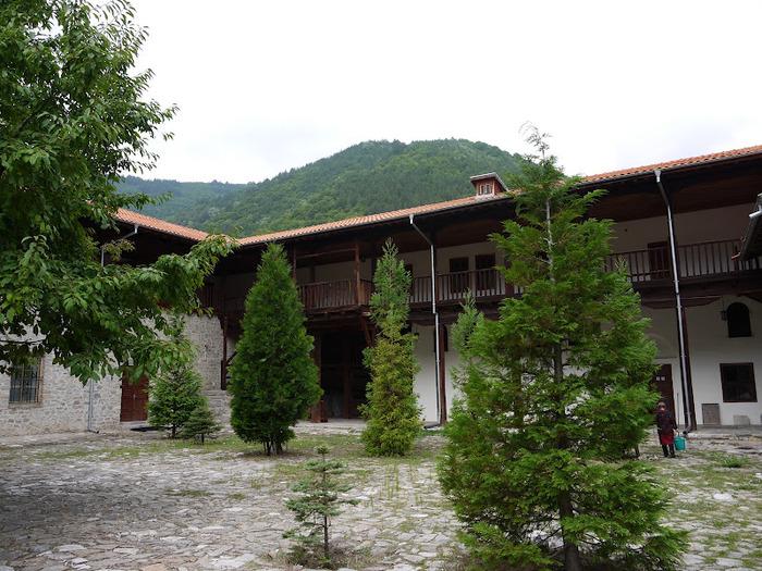 Бачковский монастырь 63572