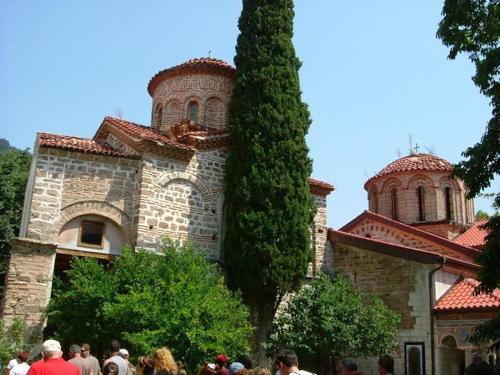 Бачковский монастырь 35965