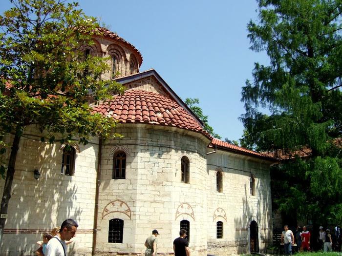 Бачковский монастырь 68225