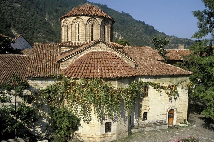 Бачковский монастырь 39901