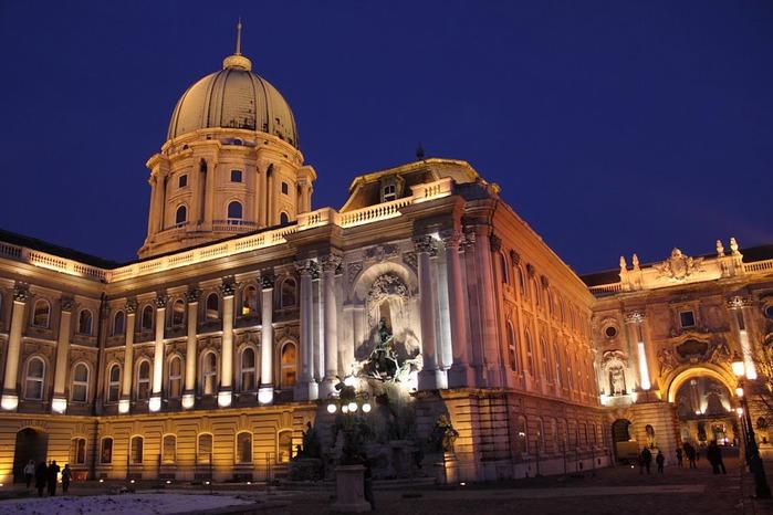 Ночной Будапешт 16492