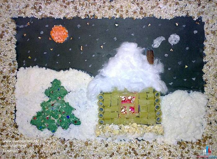 Поделки на тему зимняя сказка своими руками фото