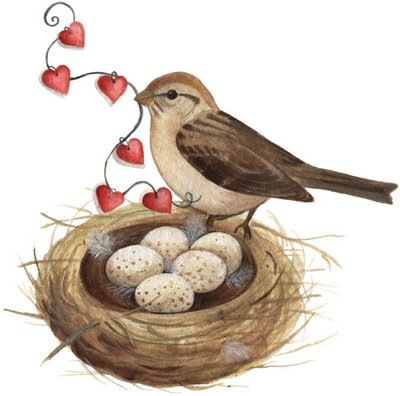 Bird\'s Nest (400x396, 27Kb)