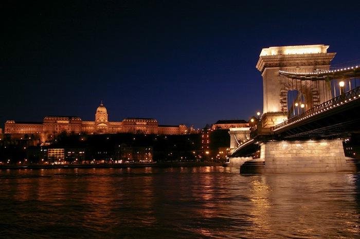 Ночной Будапешт 59977