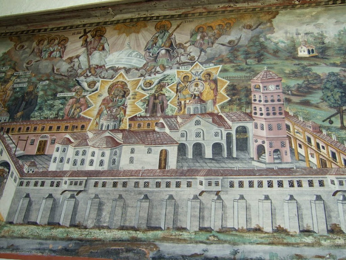 Бачковский монастырь 32787