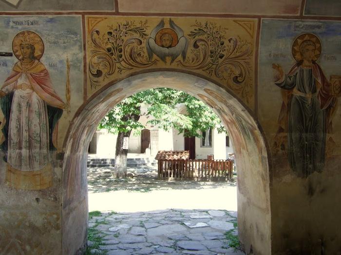 Бачковский монастырь 36286