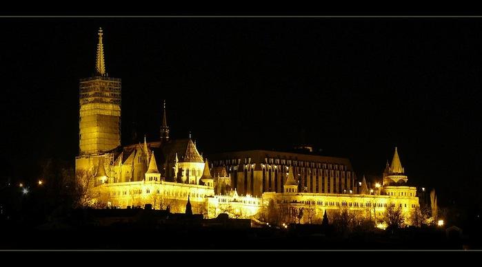 Ночной Будапешт 93143