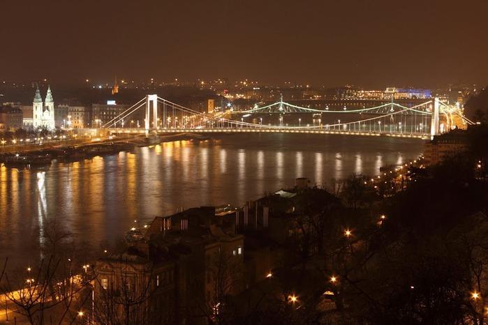 Ночной Будапешт 91462