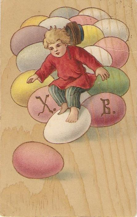 Винтажные открытки к Пасхе сделанные в России 70 (444x700, 325Kb)