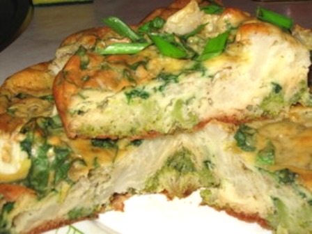 Запеканка капусты рецепт фото пошагово