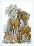 Превью #Horses (357x477, 161Kb)