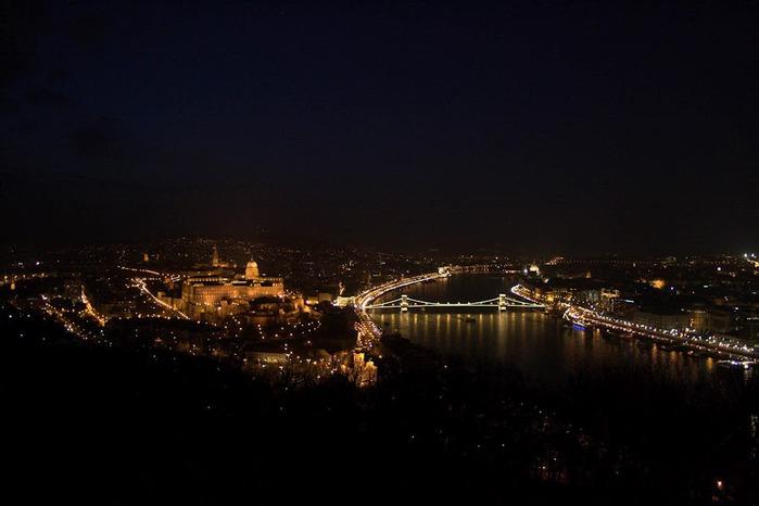 Ночной Будапешт 18204