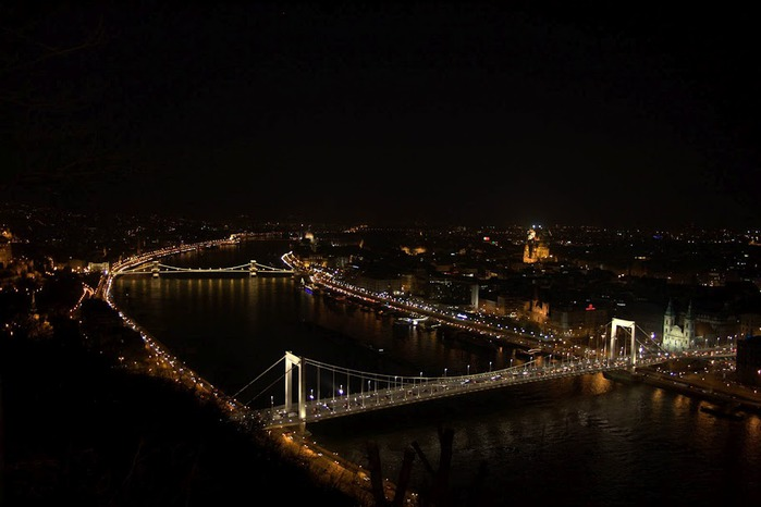 Ночной Будапешт 29988