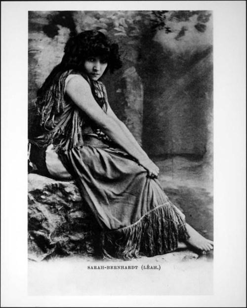 Sarah Bernhardt. c. 1890 (500x624, 71Kb)