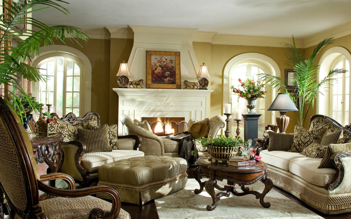 Beautiful living room images