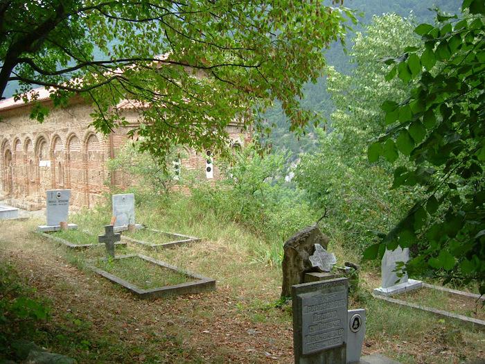 Бачковский монастырь 99809