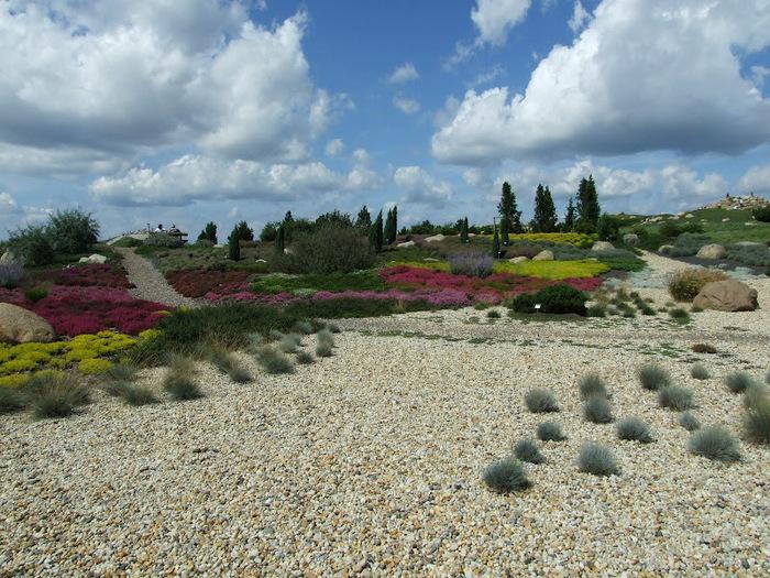 Сад камней Нохтен - Lausitzer Findlingspark Nochten 67145