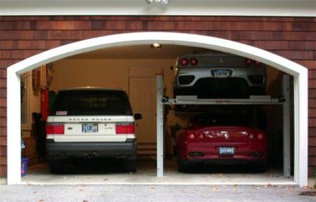 Советы по обустройству гаража.