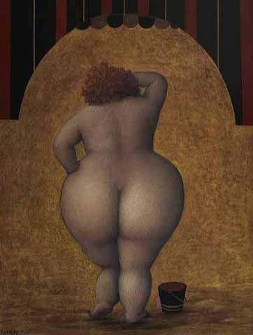 Шикарные попы толстушек от Жанны Лорио
